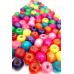 120 Adet 10mm Karışık Renkli Boncuk
