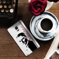 Atatürk Silüeti Şeffaf Telefon Kılıfı