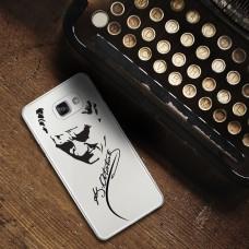 Atatürk İmzalı Silüet telefon kılfı