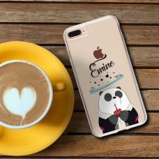 Aşık Panda Telefon Kılıfı