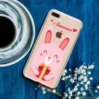 Tavşan Ve Hediyesi Telefon Kılıfı