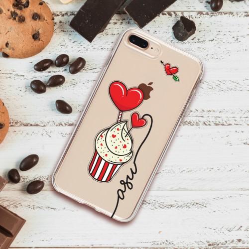 Cupcake Aşkı Telefon Kılıfı