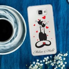 Aşık Kediler Telefon Kılıfı
